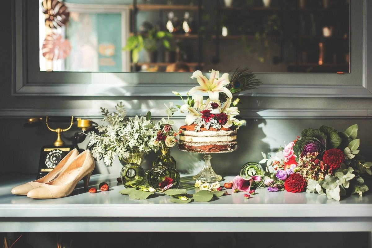 Мястото, където цветята разказват истории