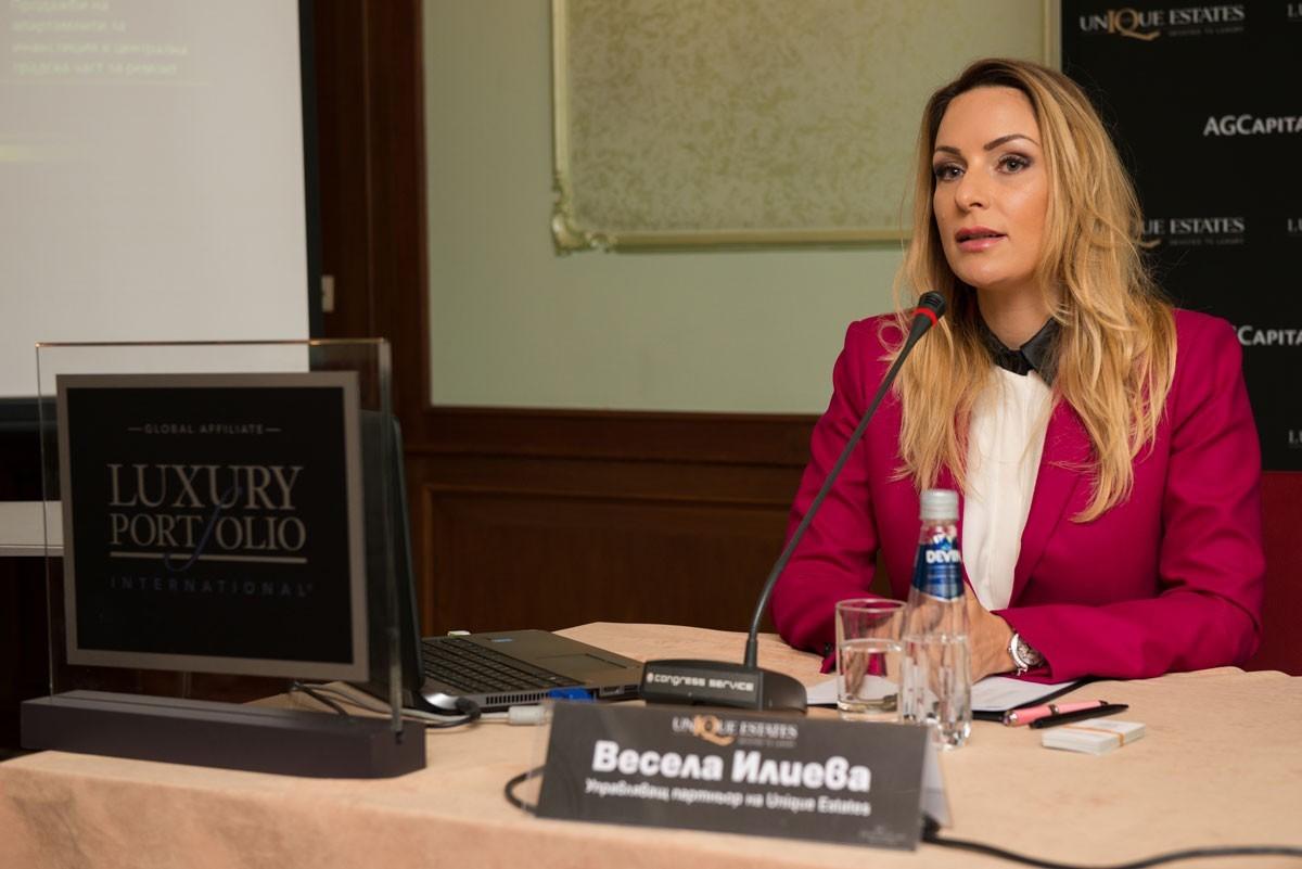 Весела Илиева за Novinite.com: Броят на имотните сделки  с инвестиционна цел в България се увеличи през 2016 г.