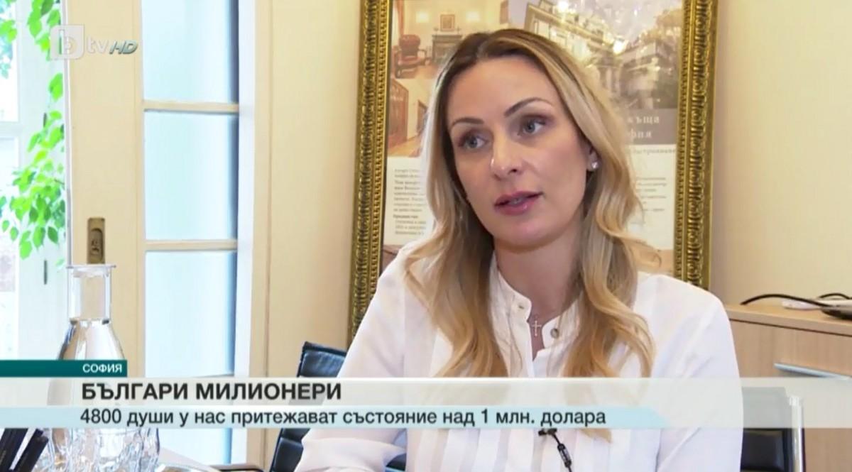 bTV за тенденциите на пазара на луксозни имоти в България