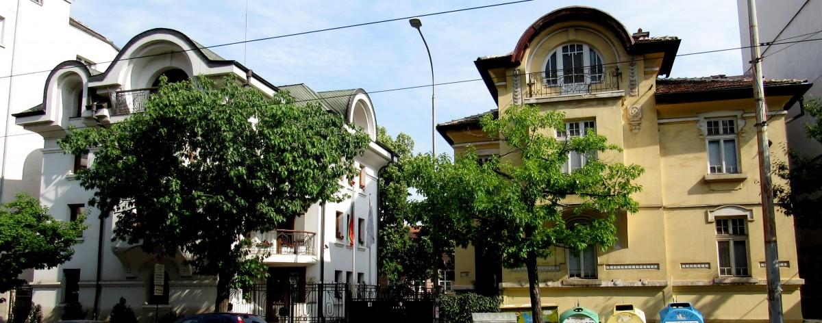 Роднинските къщи на старите софиянци
