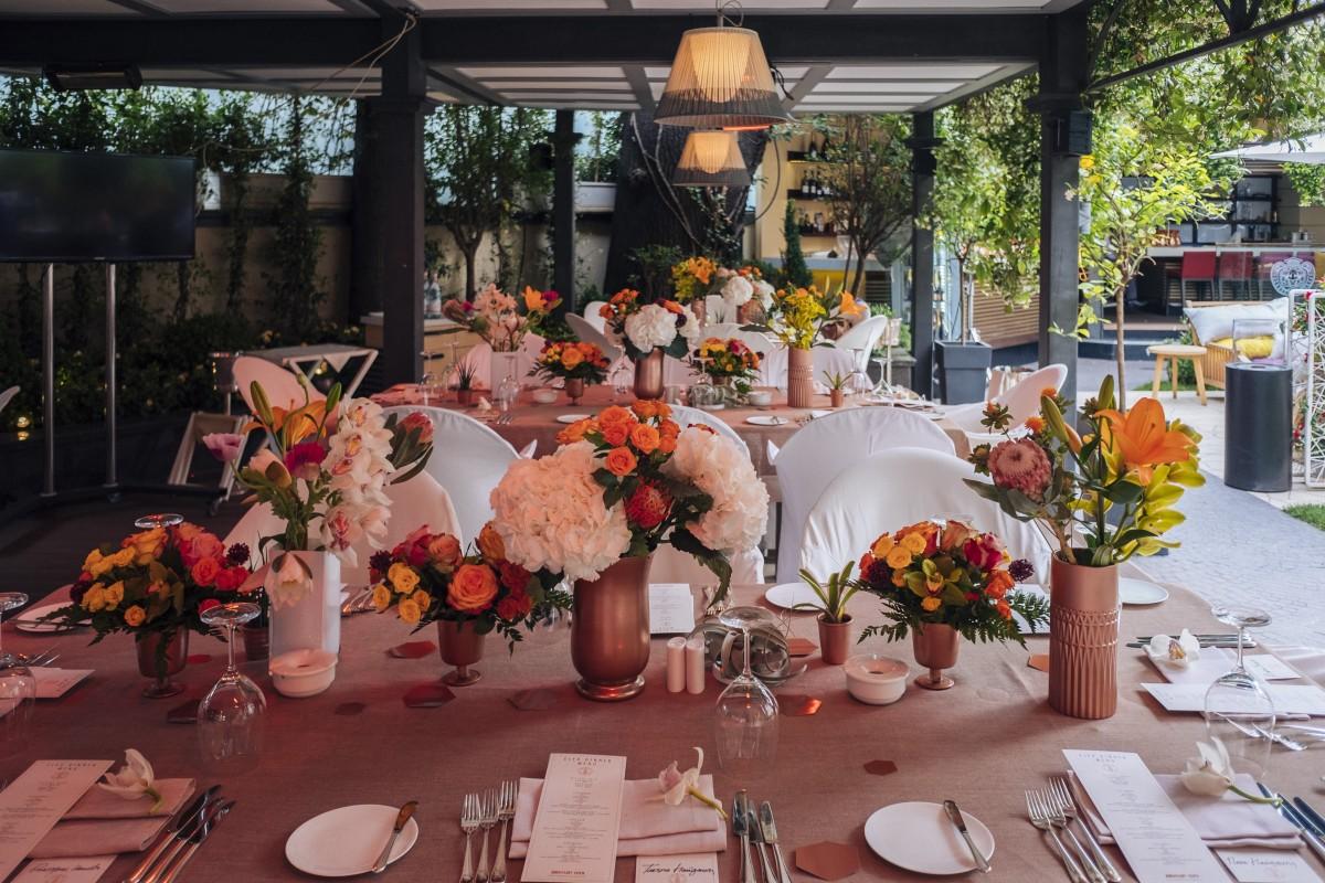Absolut Elyx вечеря за дамите и гостите на Ladie`s Forum
