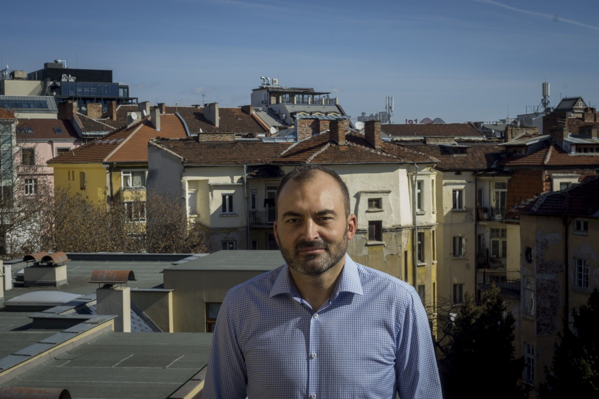 Домовете на хората, които продават домове - Георги Павлов
