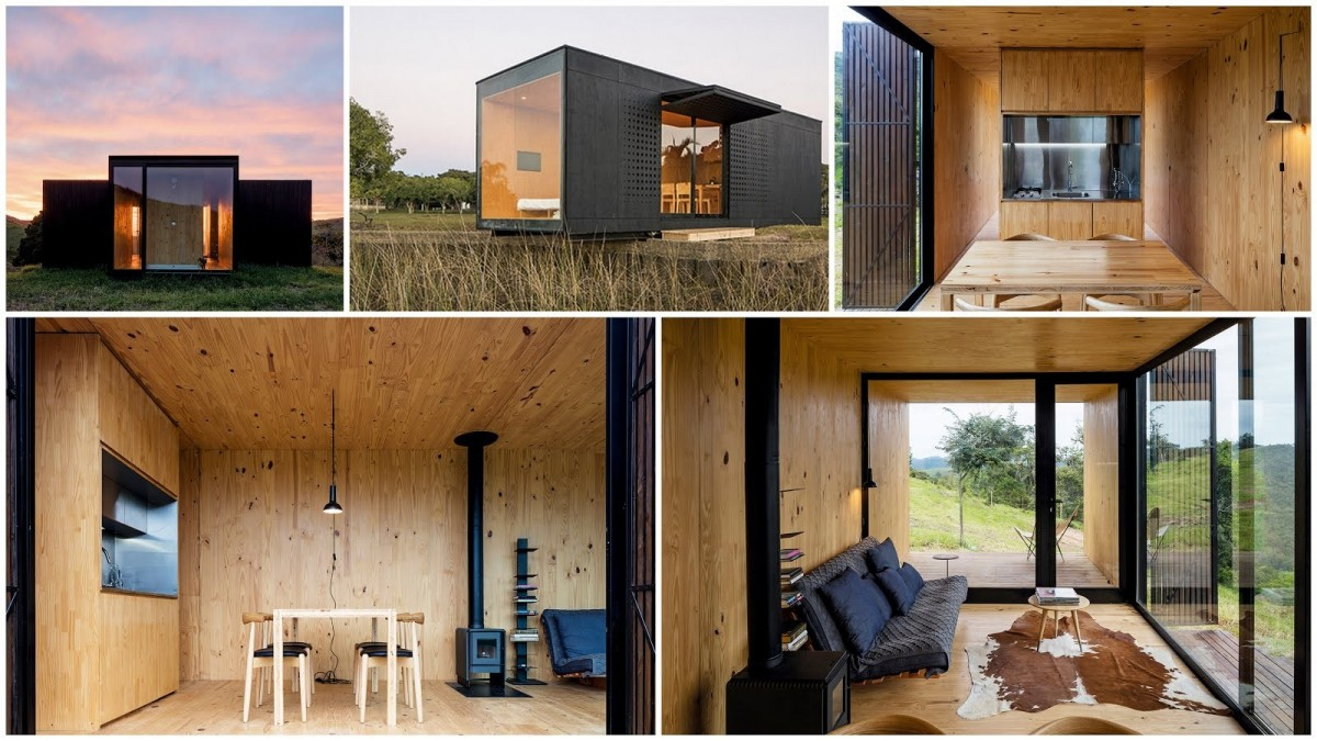 Big life in a tiny house