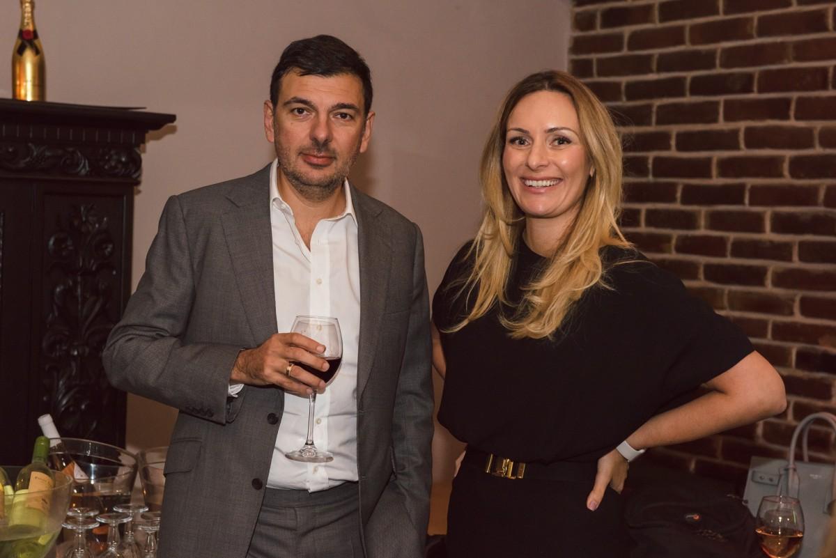 Unique Estates отбеляза успехите на компанията за първото полугодие с елегантен коктейл и награди