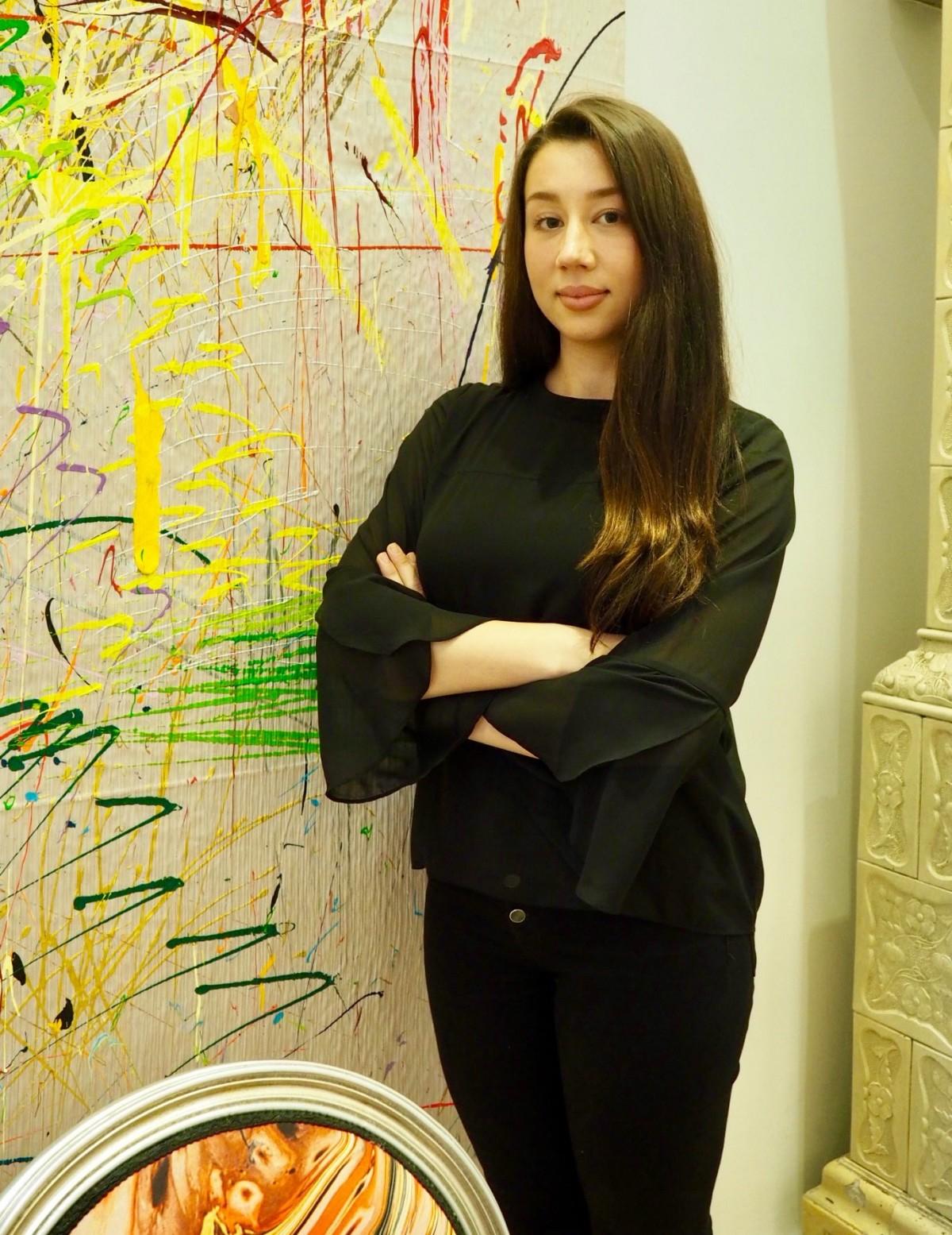 New members in our team - Lozana Belcheva