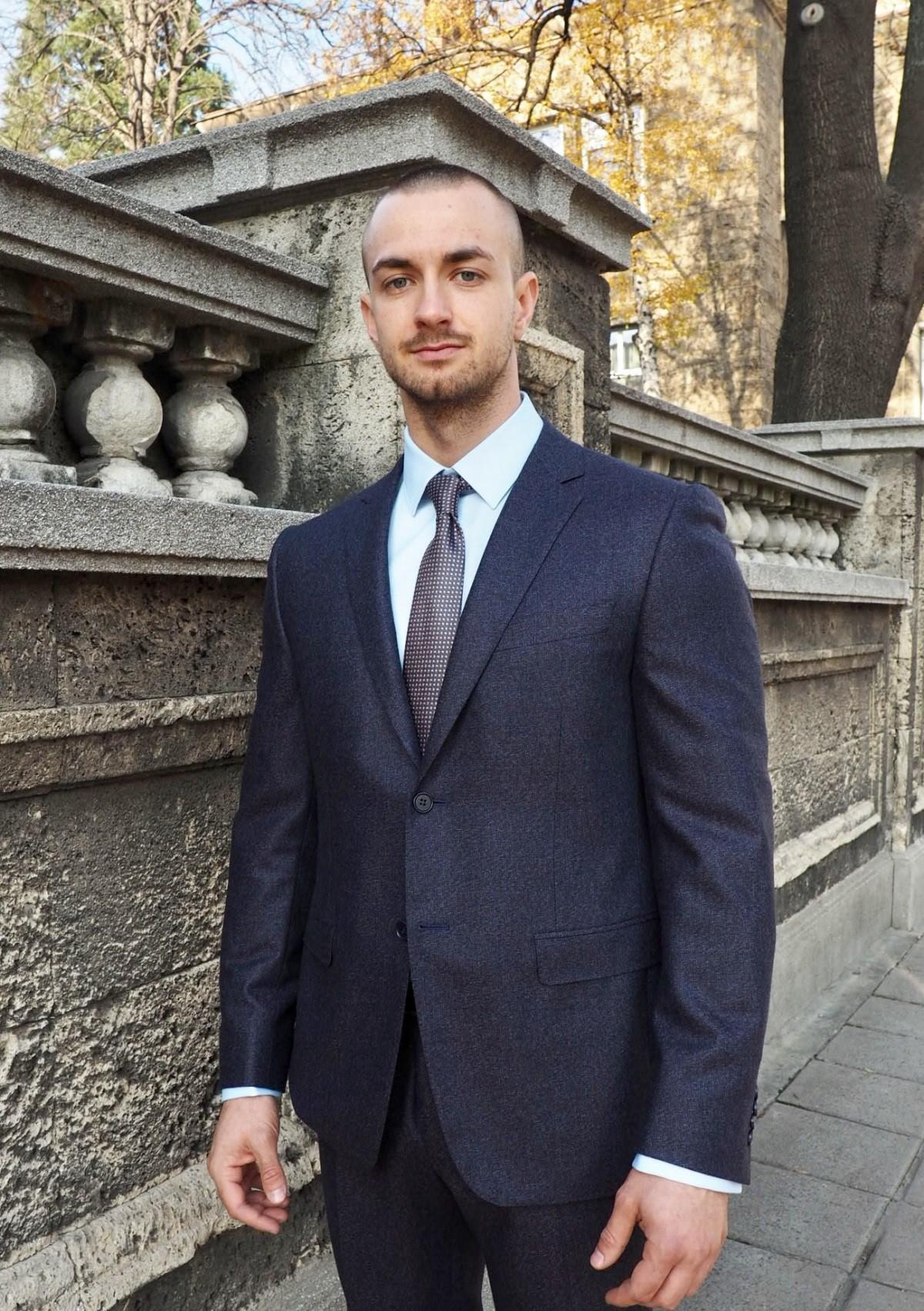 """Представяме ви Цветомир Цветков - """"Младши юрист"""" в компанията"""