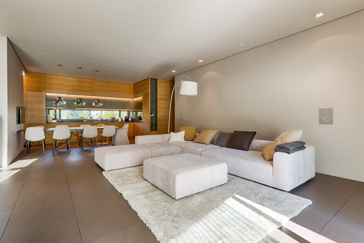 Open house day - a luxury house for sale