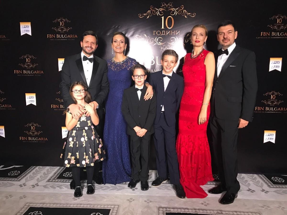Сдружението на фамилния бизнес стана на 10 години