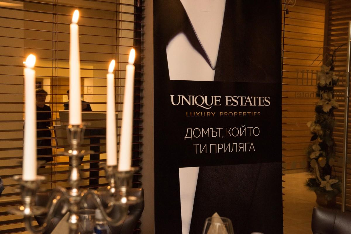 Unique Estates Christmas Party