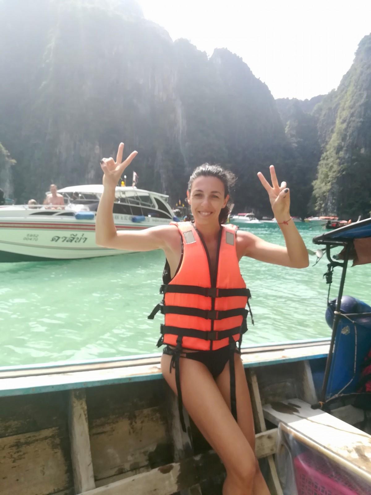 Around the world with Unique Estates - Gergana Yakimova in Thailand
