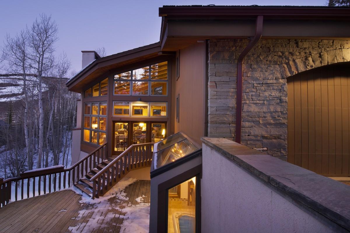 Прекрасна резиденция в ски дестинацията Вейл