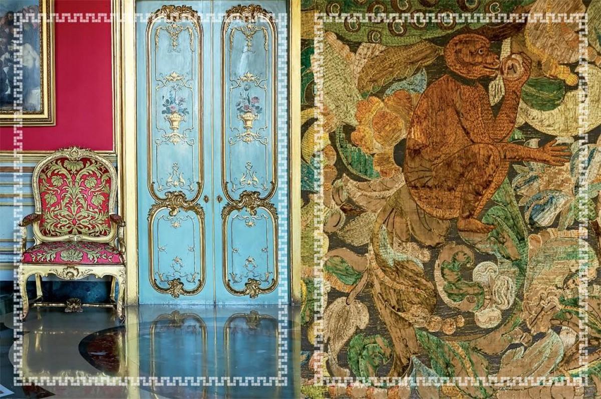 Cabana magazine - the amazing world of Martina Mondadori
