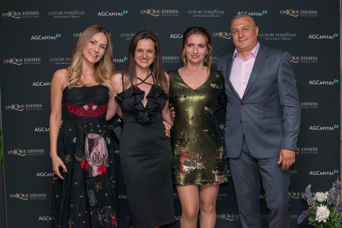 Unique Estates reported its high results for the successful year 2017th at an elegant gala dinner and award ceremony.