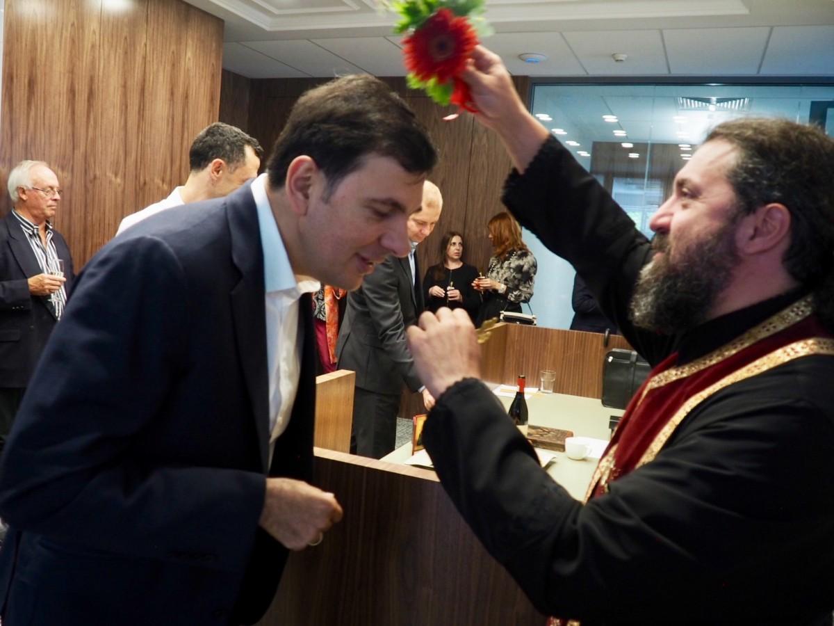 AG Capital откри официално офиса на Lion's Head Investment в София