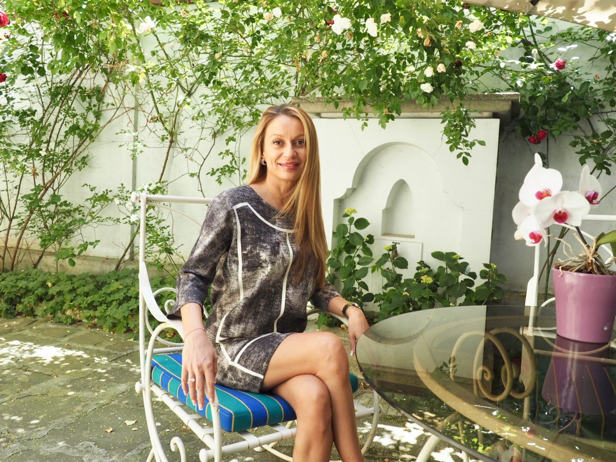 Galina Grudova - for the awards, high appreciation and the joy of loving your profession