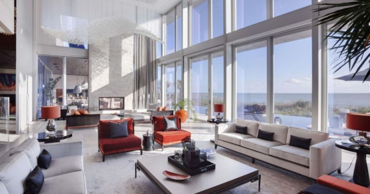 Sales of luxury real estate worldwide growth by the new analysis of Christie's International Real Estate
