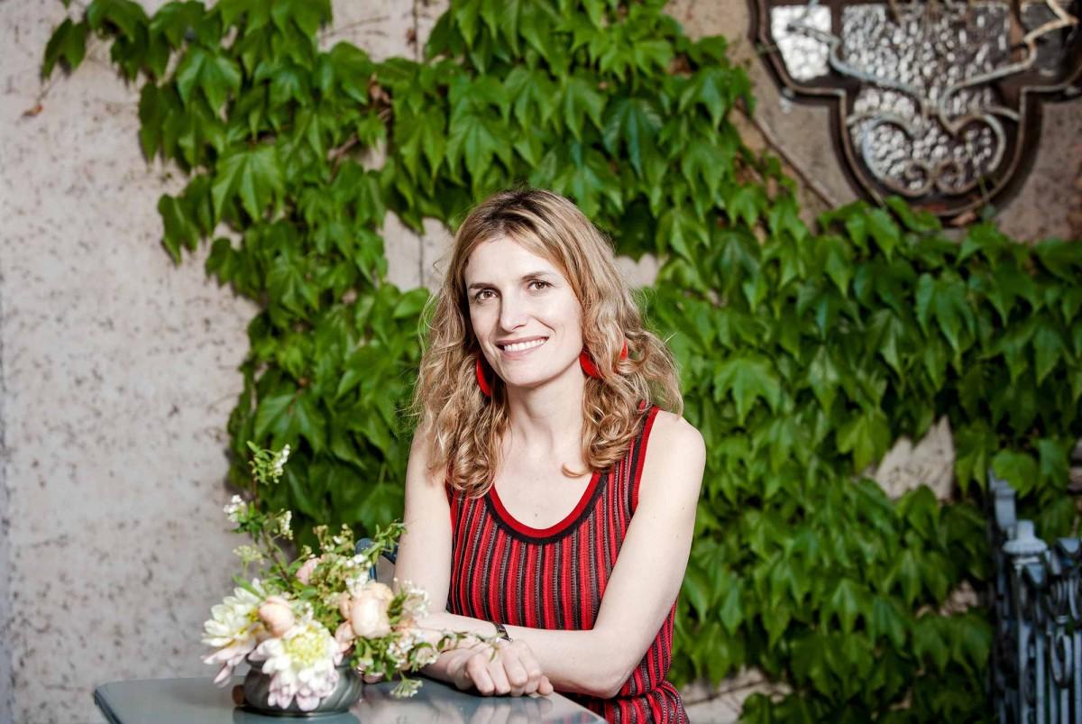 Martina Mondadori in Wonderland