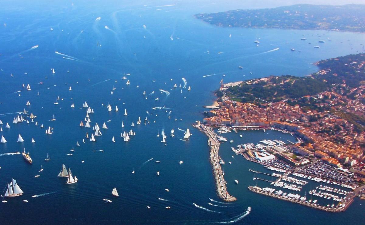 A long weekend ... in Saint Tropez