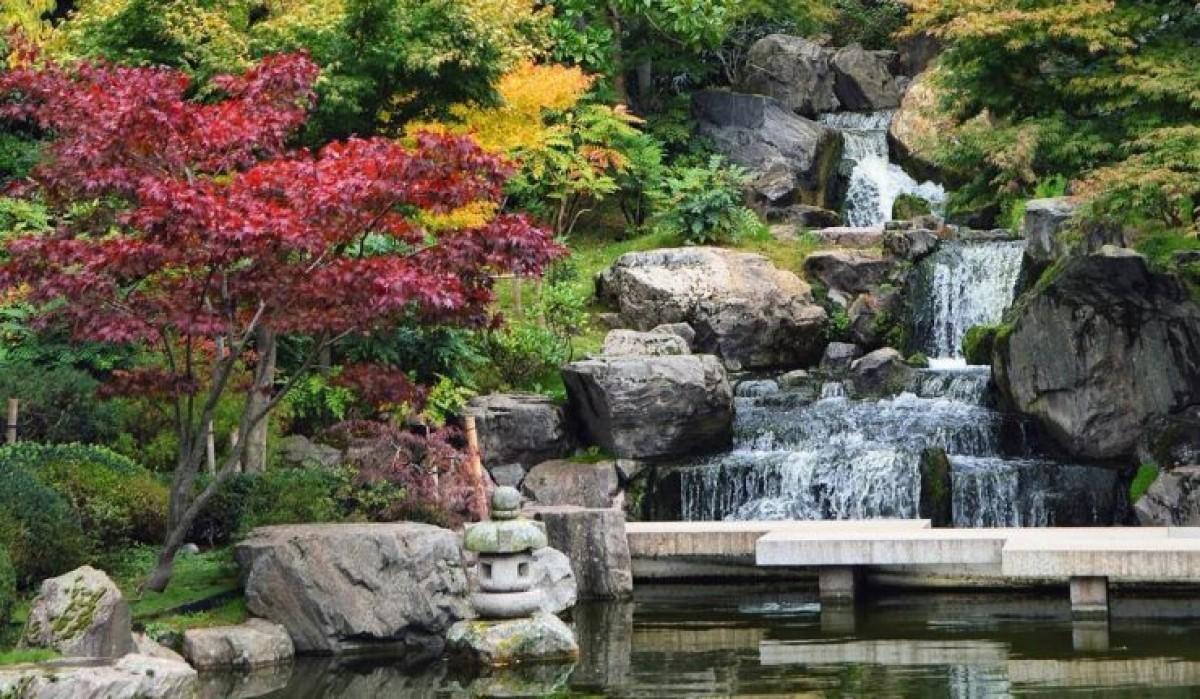 Тенденции – Градини за медитация