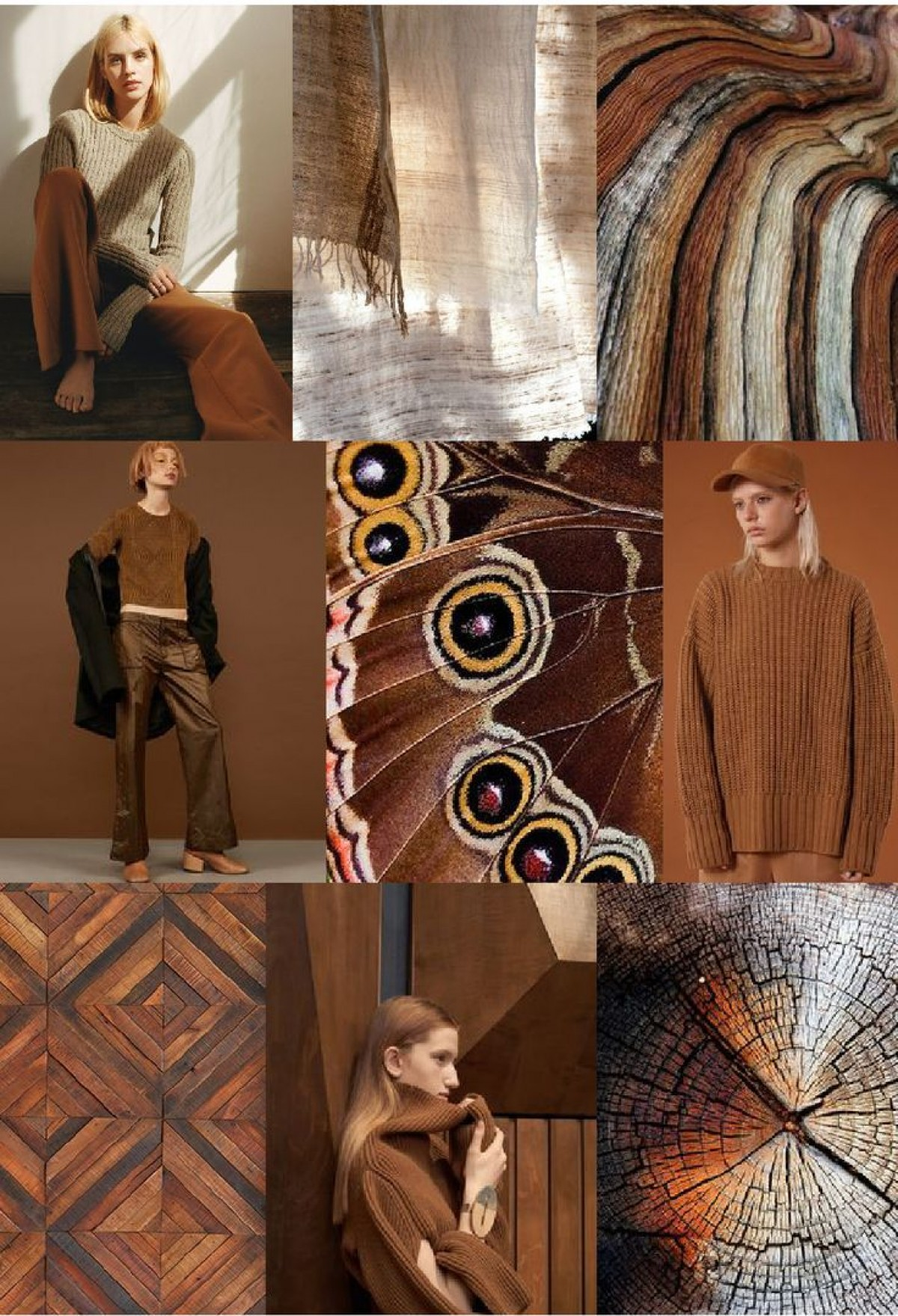 Back to Earth - the new colour trend