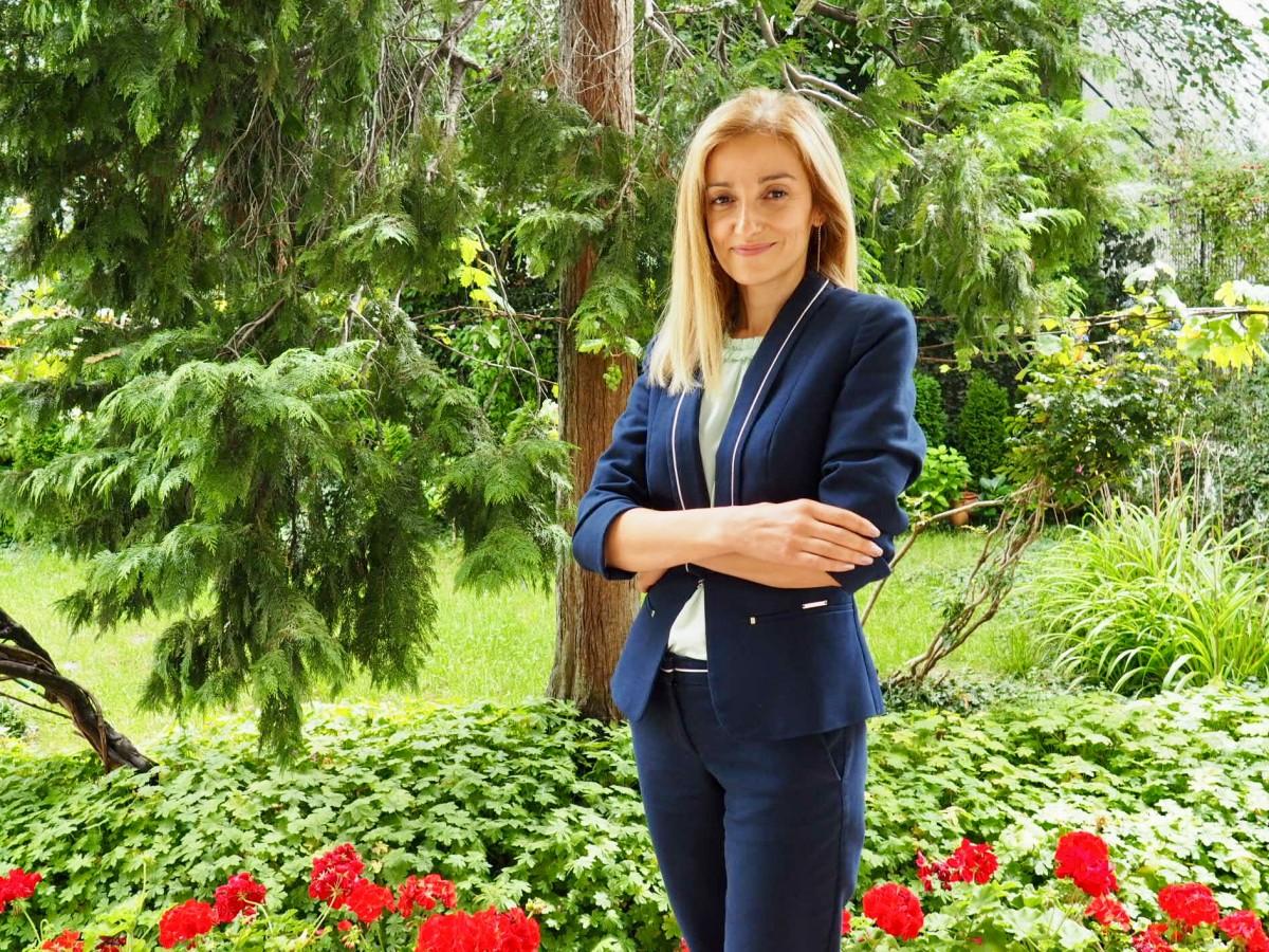 Lilyana Georgieva - the new member of Unique Estates's family