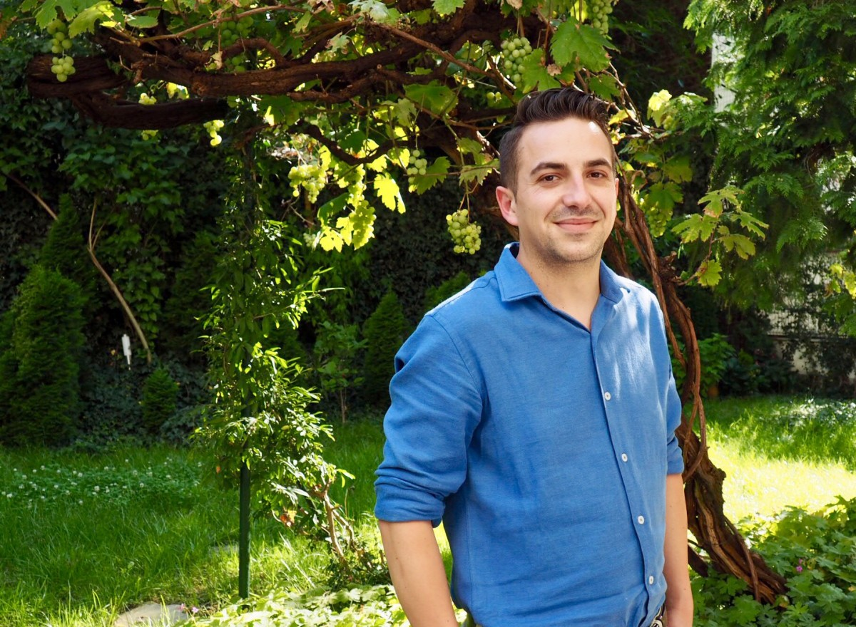 Simeon Karamitev - the new member of the Unique Estates' team