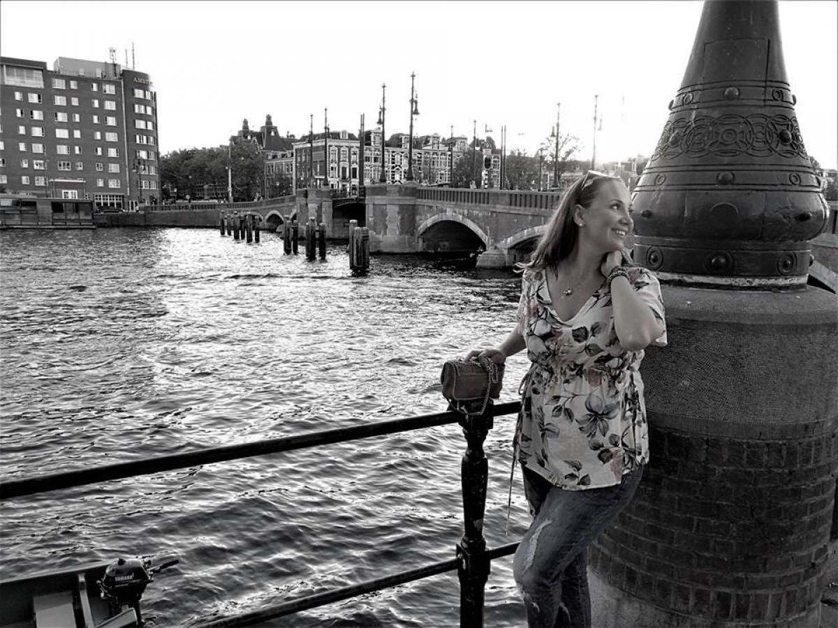 По света с Unique Estates - Даниела Тонова в Амстердам