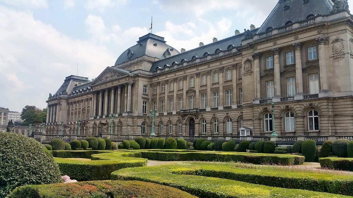 По света с Unique Estates - Бистра Харизанова в Брюксел