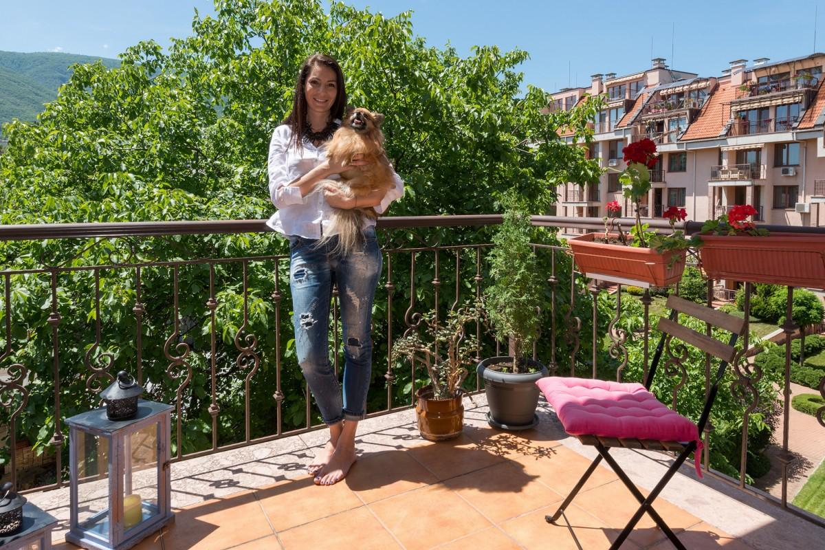 Homes of people who sell homes - Marina Ludmilova