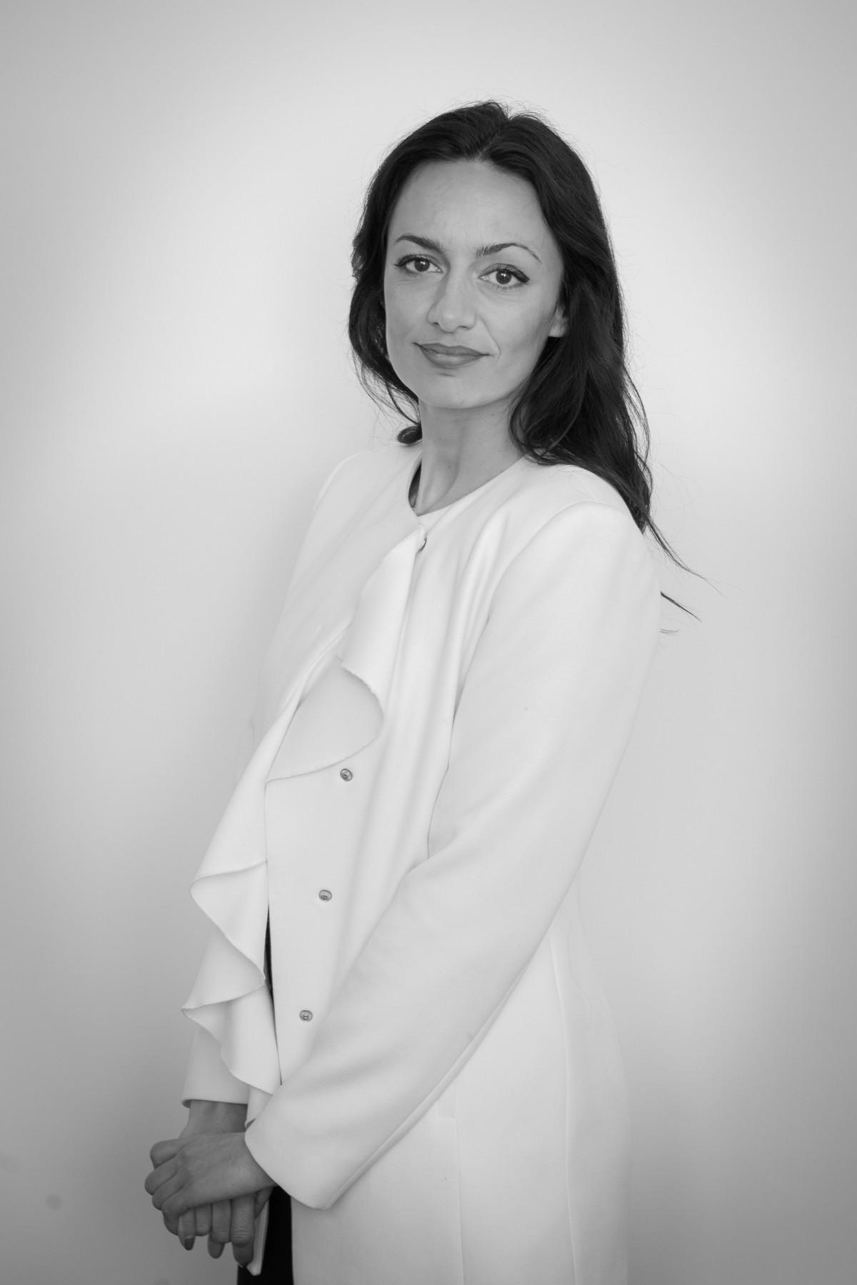 Evelina Kostakeva - Team Manager
