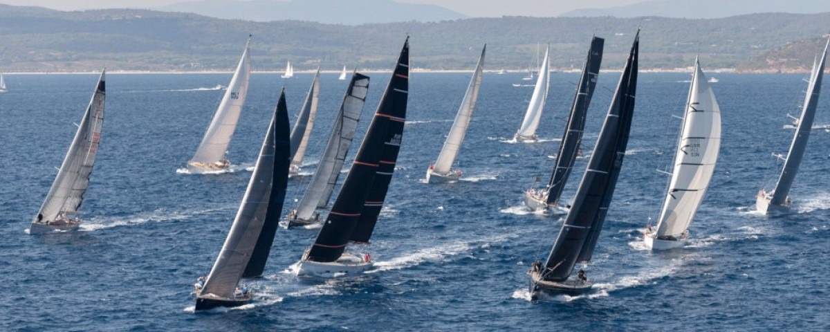 Регатата Les Voiles de Saint Tropez - игри за напреднали
