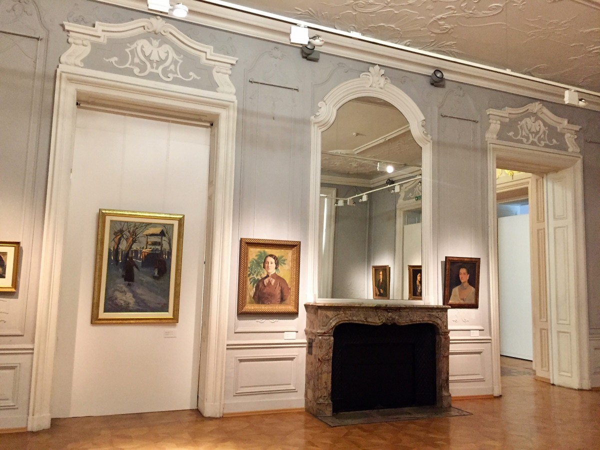 The old masters from Boyan Radev's collection presented at the Palace
