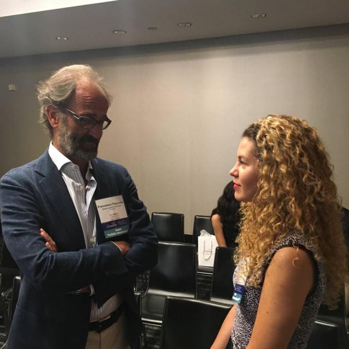 Leading RE Global Symposium, Barcelona 2018