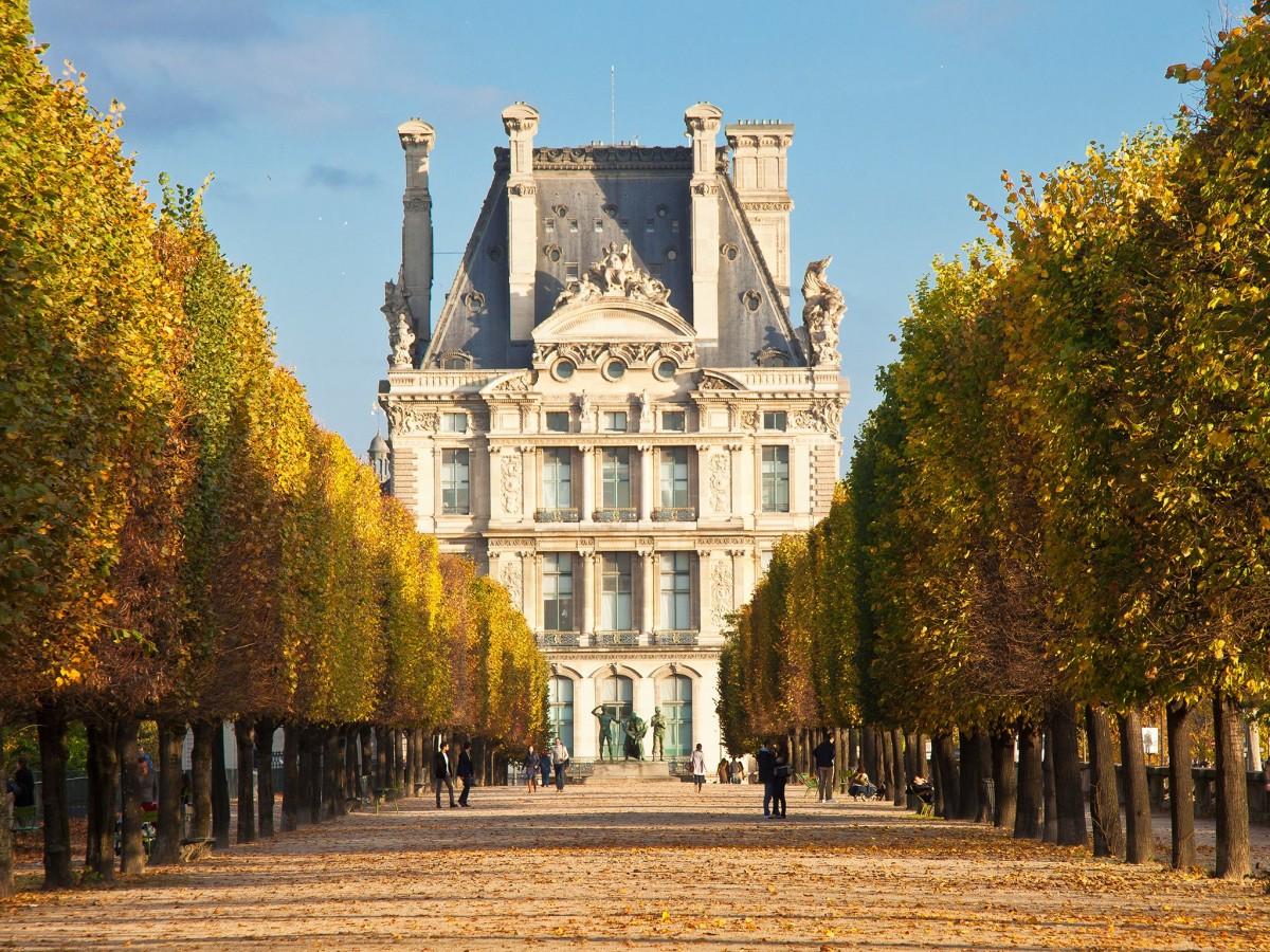 I love Paris in the ... Autumn