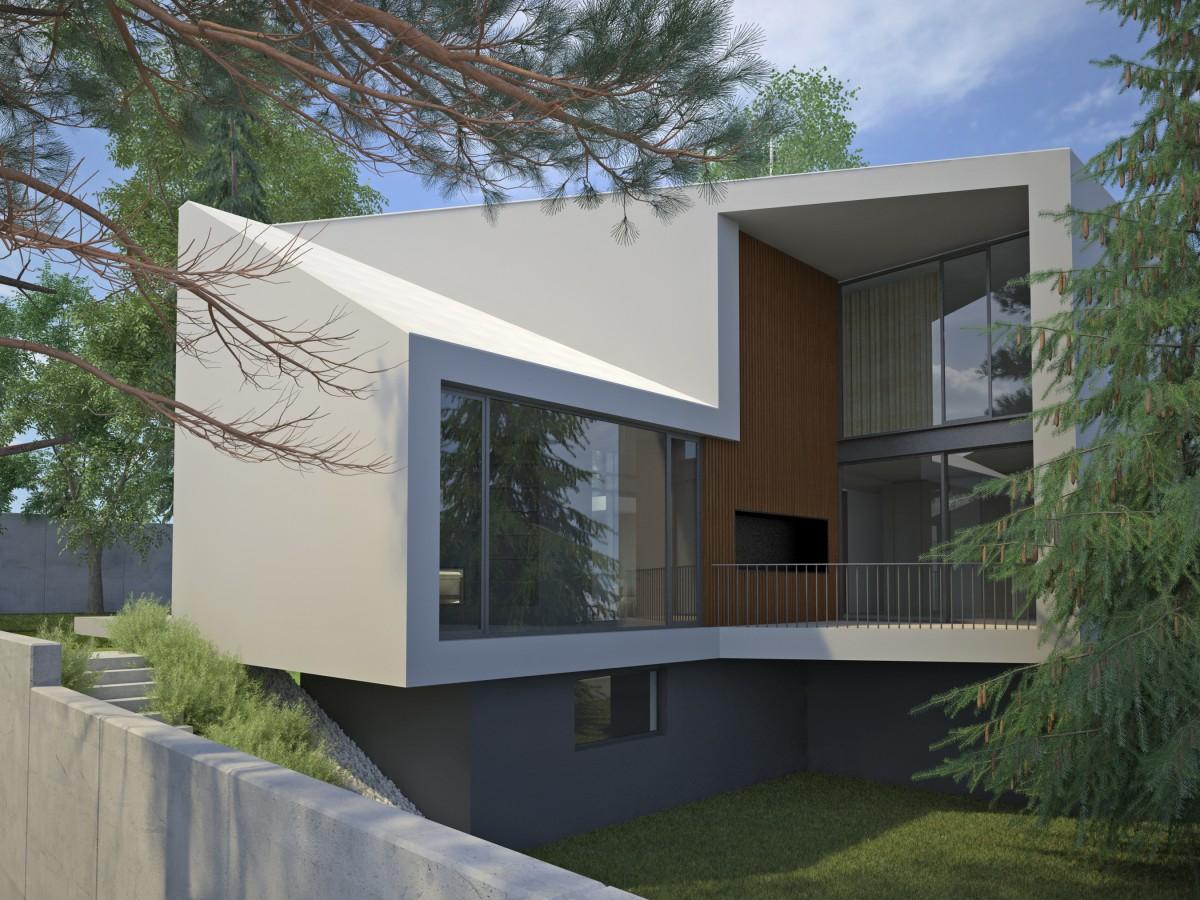 Open House Day - two prestigious addresses in Dragalevtsi area