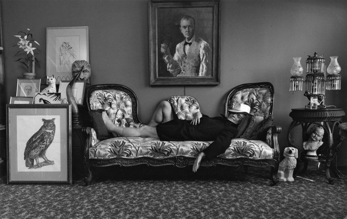 Първа изложба на големия фотограф Арнолд Нюман в България