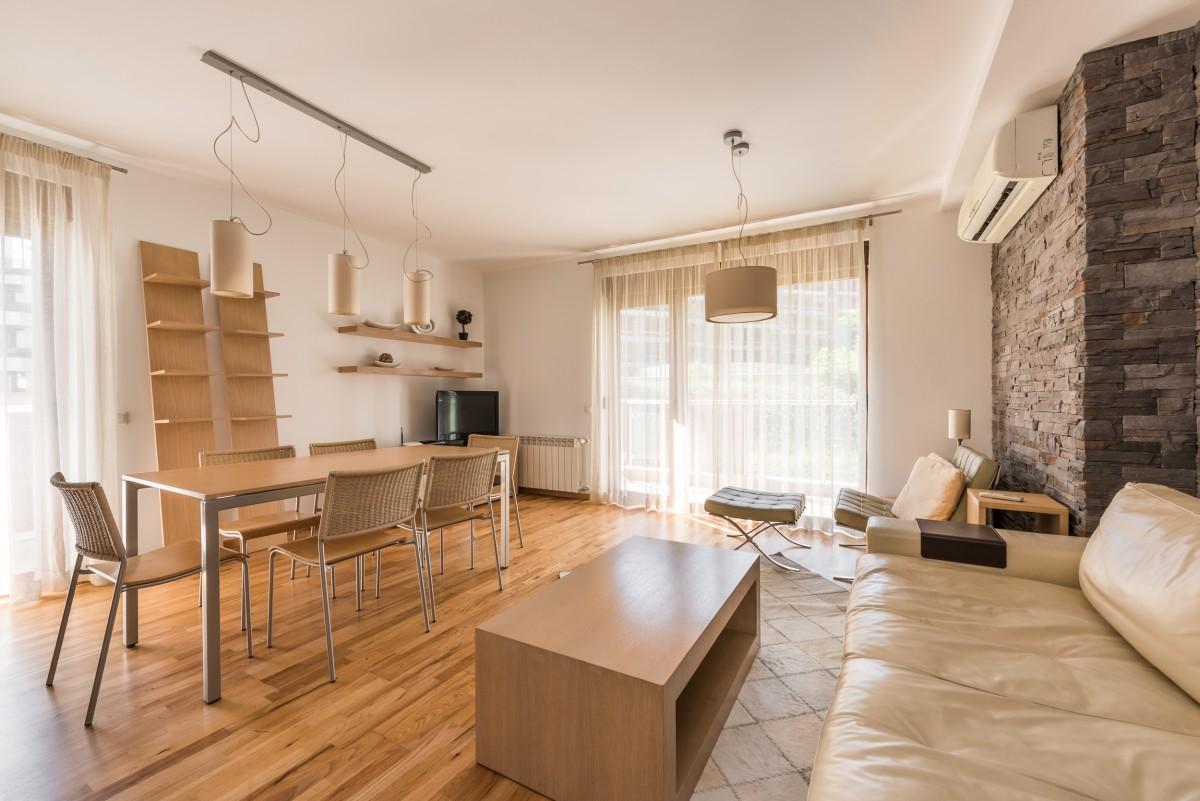 Open House Day in a prestigious closed complex in Sofia