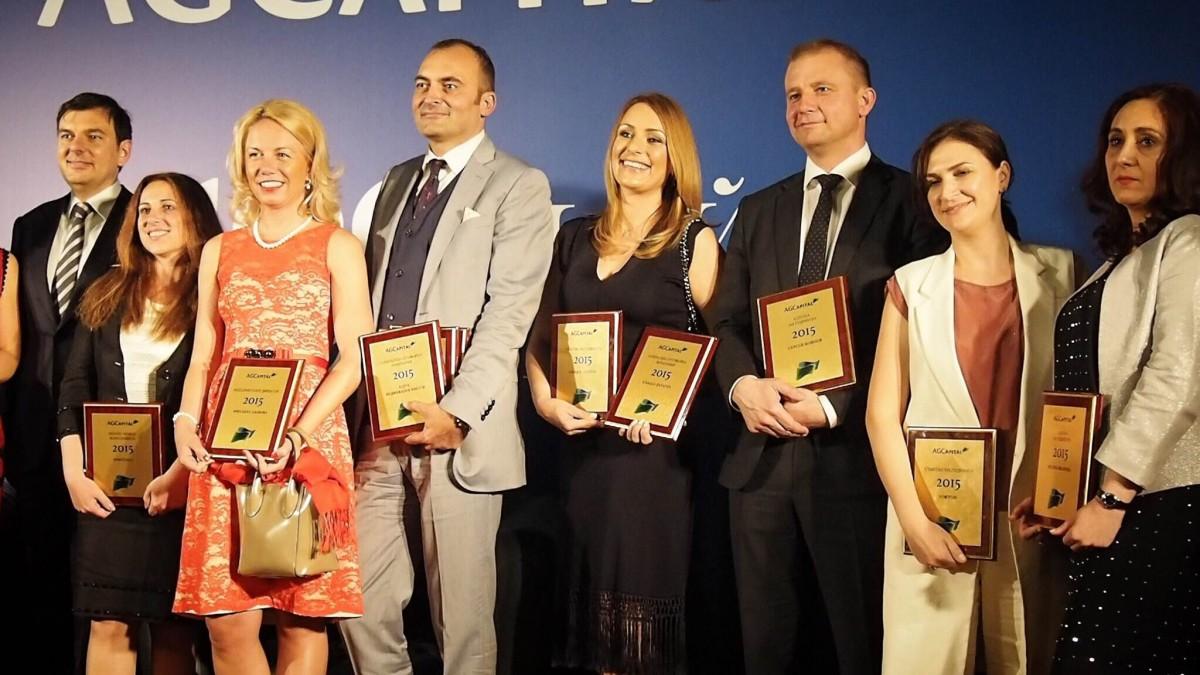 Unique Estates с отличия на годишните награди на AG Capital