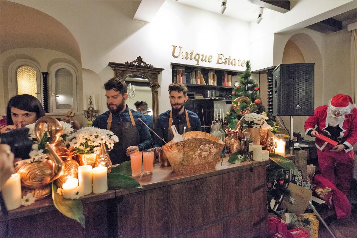 Коледа в Unique Estates