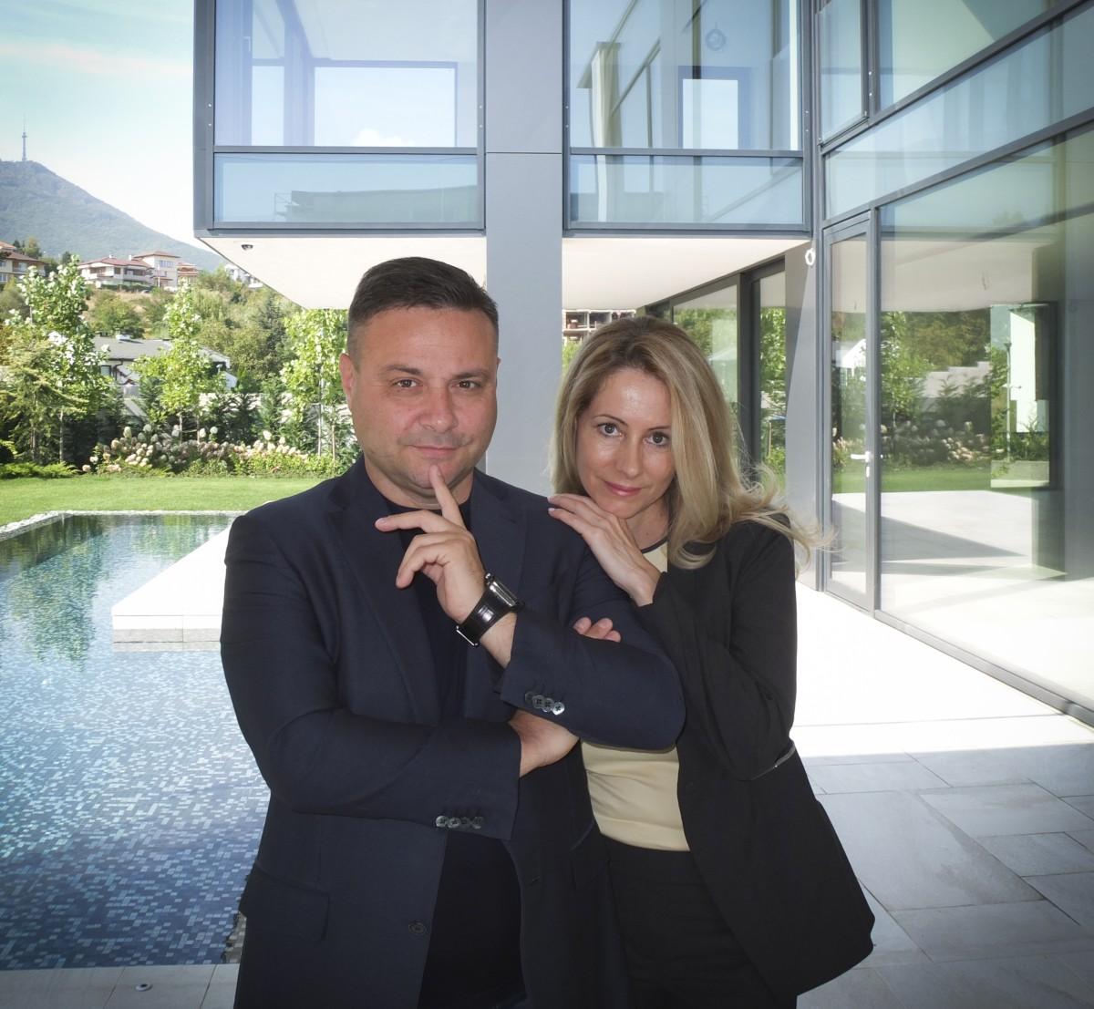 Clients of Unique Estates - Svetlana and Alexander Alexandrovi