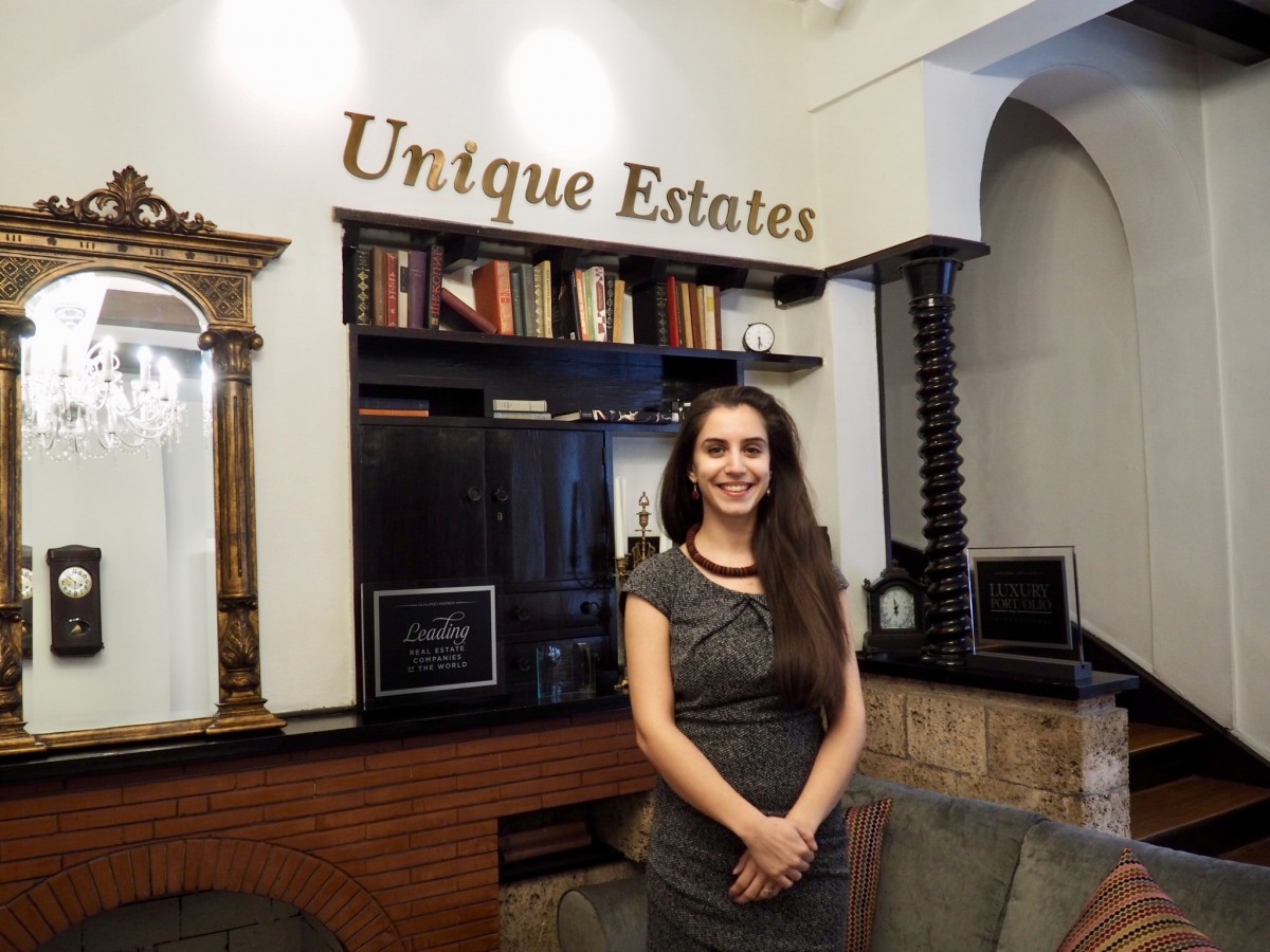 Виолина Станкова - нов член в екипа на Unique Estates