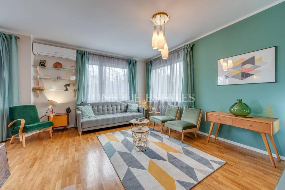 """Апартамент за ценители в старата част на квартал """"Лозенец"""""""