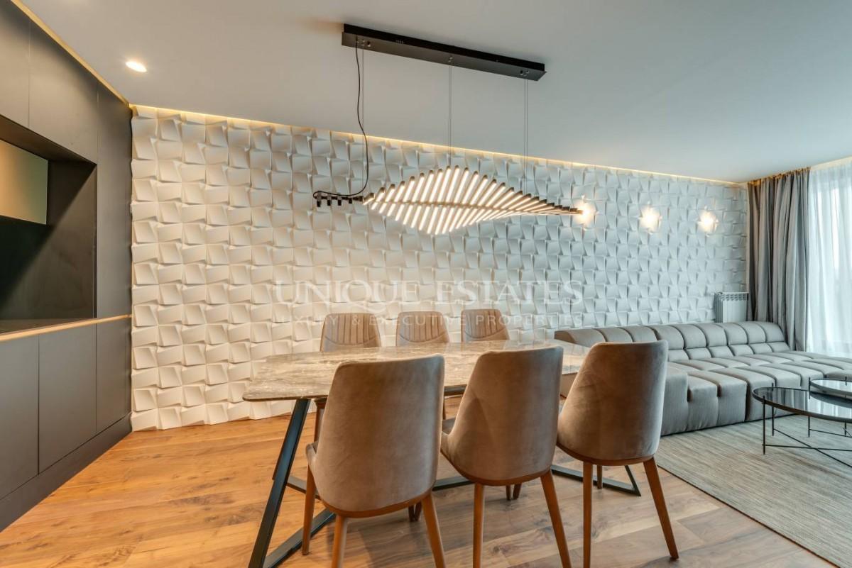 """Дизайнерски апартамент, разположен в спокойния и зелен район """"Изгрев"""""""