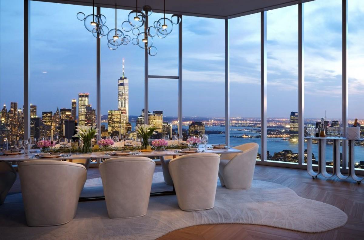 9-те най-скъпи пентхауса в Ню Йорк