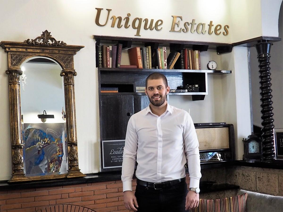 Представяме ви Николай Ставрев - нов член в екипа на Unique Estates