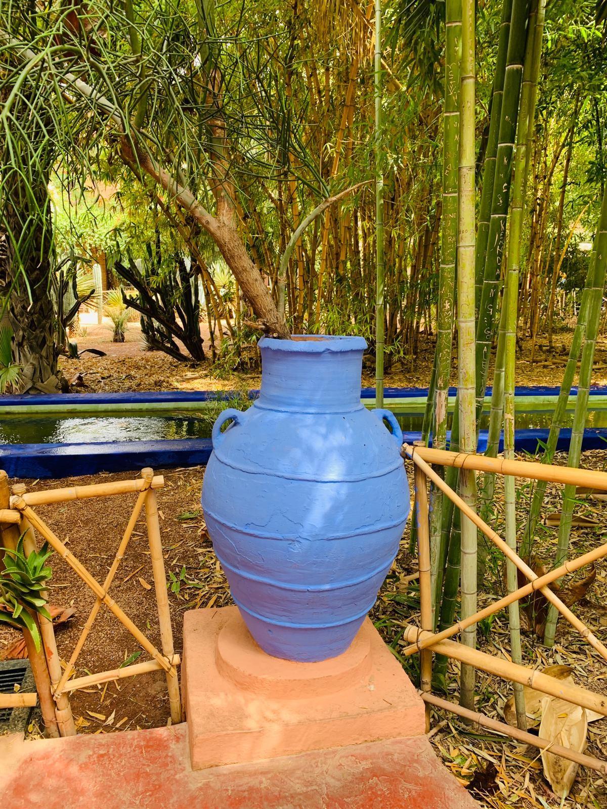 Around the world with Unique Estates - Vesela Ilieva in Marrakech