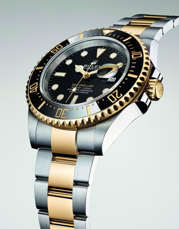 Цветове, скъпоценни камъни и модерен дизайн при новите модели на Rolex