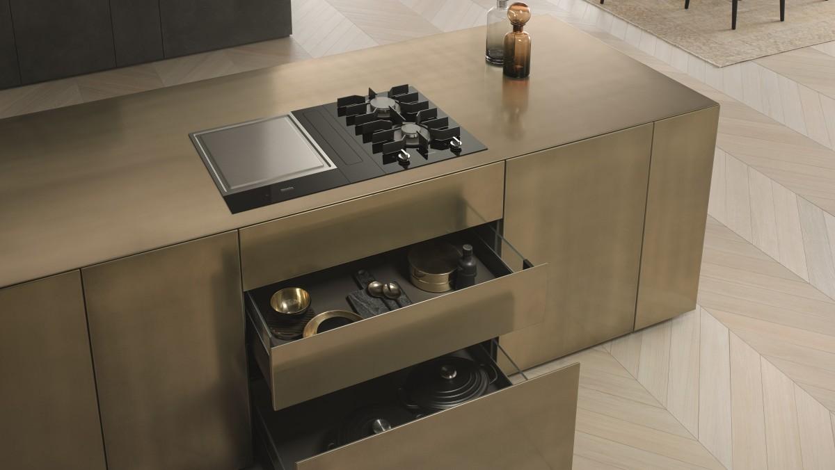 SmartLine от Miele: Проектирайте сами своето място за готвене!