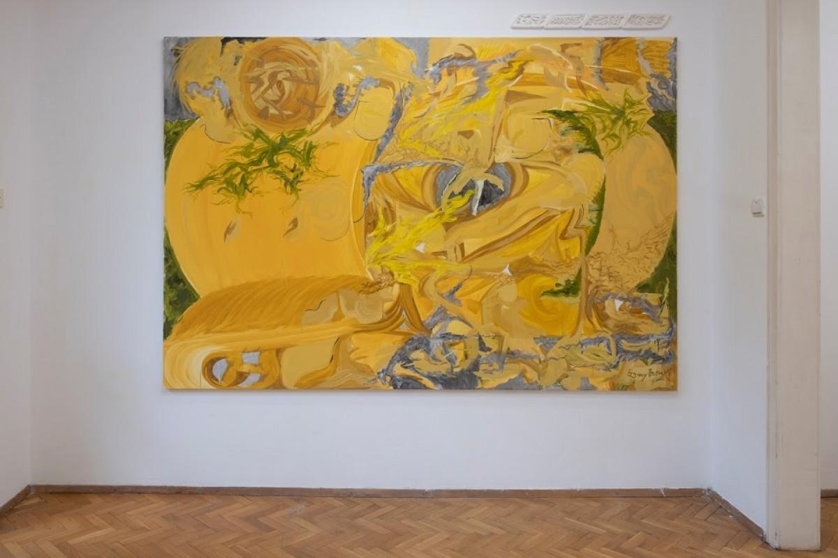 """Евгени Батоев и Цветомира Борисова: """"Сцените, които се случват в картината, се вкаменяват в релефите"""""""