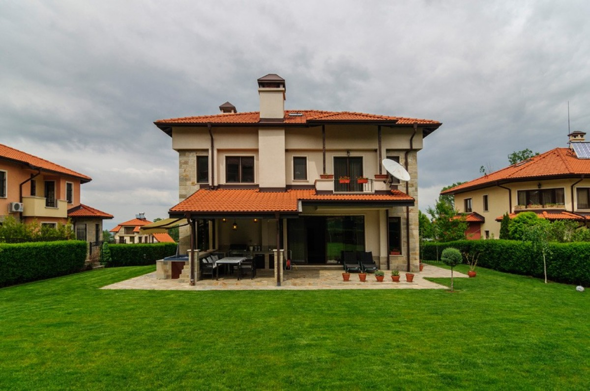 Open House Day - A wonderful house in Dragalevtsi